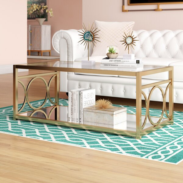 Astor Coffee Table With Storage By Willa Arlo Interiors