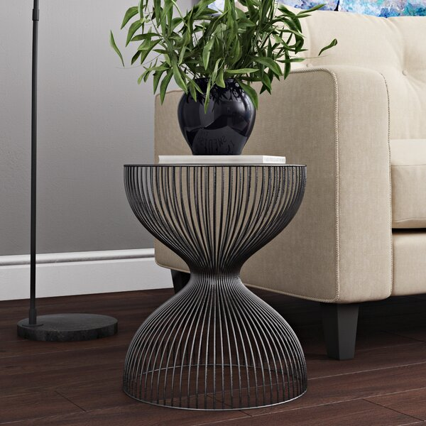 Harrogate End Table by Wrought Studio