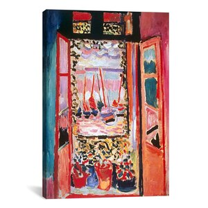 'Open Window at Collioure (1905)' by Henri Matisse Print by East Urban Home