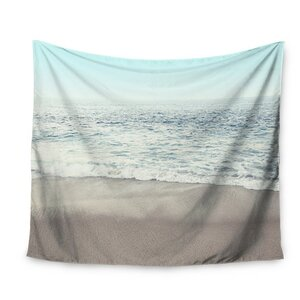 The Sea by Monika Strigel Wall Tapestry