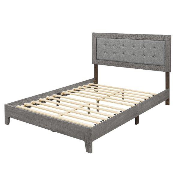 Gustavo Upholstered Platform Bed by Laurel Foundry Modern Farmhouse