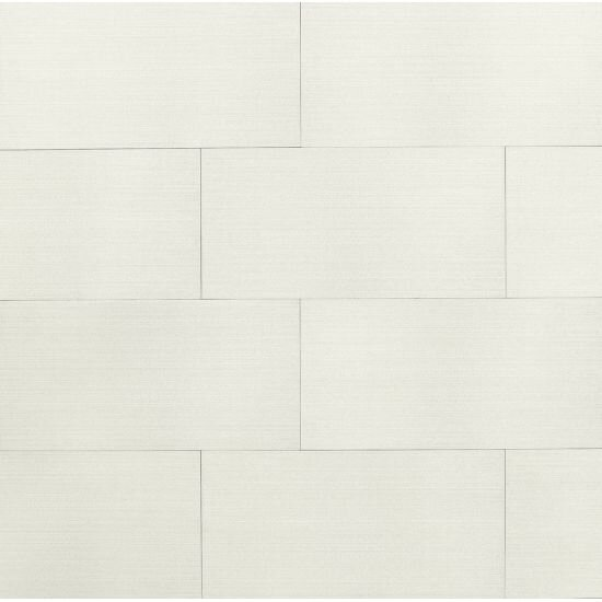 Weston 12 x 24 Porcelain Field Tile in White by Grayson Martin