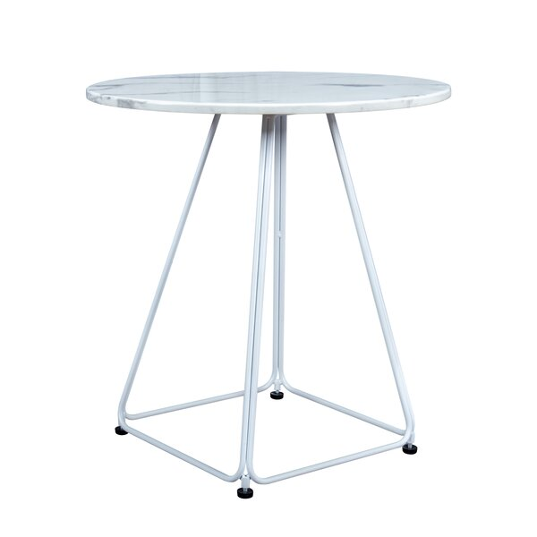 Jeremiah Bistro Table by Rosecliff Heights