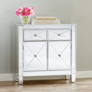 Lavinia 2 Drawer Accent Cabinet by Willa Arlo Interiors