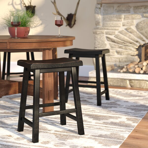 Keele 24 Bar Stool (Set of 2) by Loon Peak