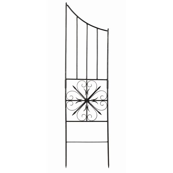 Aldrich Iron Gothic Trellis Side Panel by ACHLA