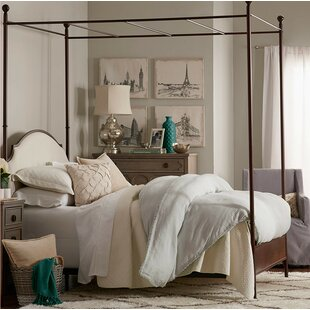 Rockledge Upholstered Canopy Bed & Canopy Beds