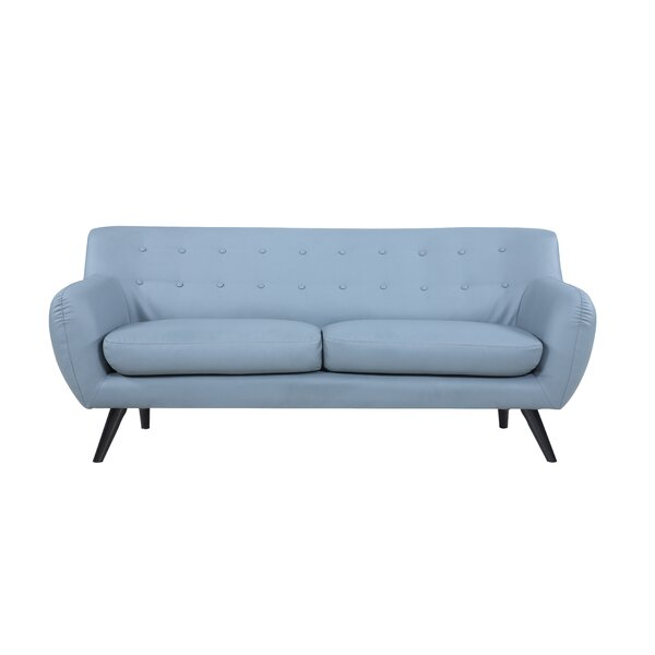 Mid Century Modern Tufted Sofa by Madison Home USA