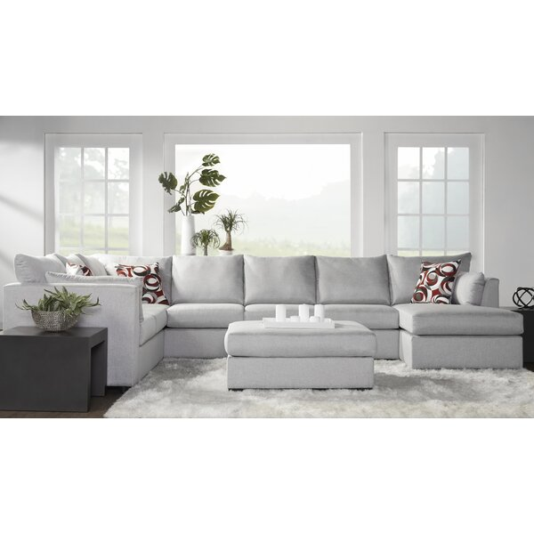 Looking for Marine Sectional By Brayden Studio Wonderful