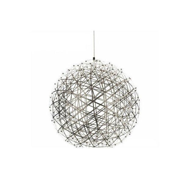 Mcduff 28 - Light Unique / Statement Globe Chandelier by Wrought Studio Wrought Studio