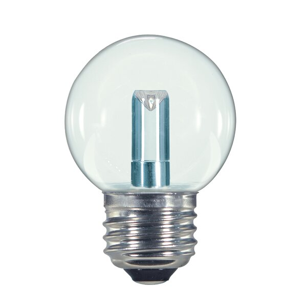 1.4W E26/Medium LED Light Bulb by Satco