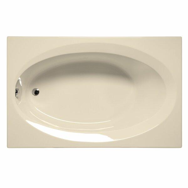 Delray 66 x 42 Air/Whirlpool Bathtub by Malibu Home Inc.