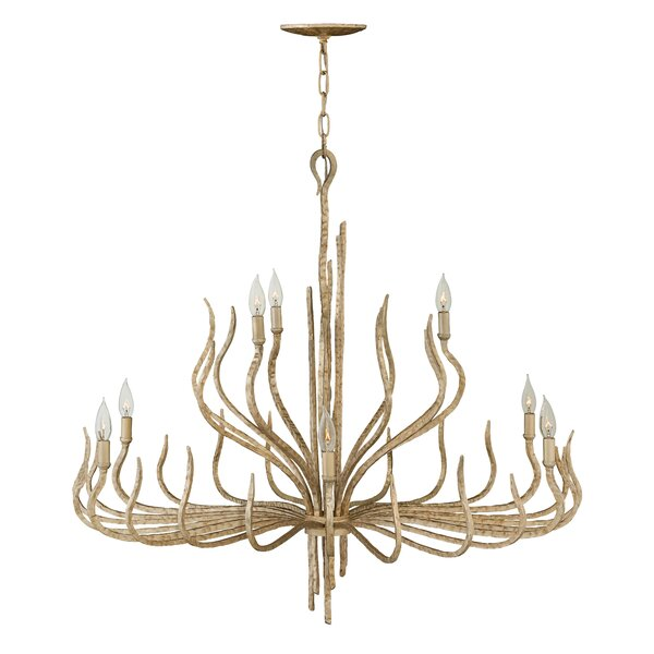Pingree 9-Light Chandelier by Hinkley Lighting