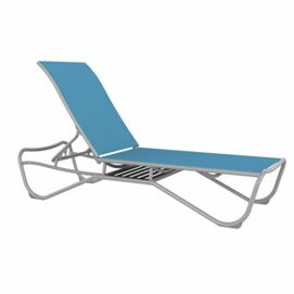 Millennia Reclining Chaise Lounge by Tropitone