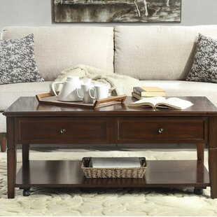 Palmetto Coffee Table with Lift Top