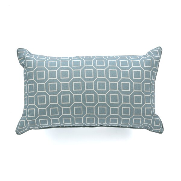 Haney Outdoor Lumbar Pillow by Brayden Studio