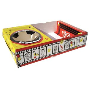 Theater Combo Popcorn Trays (Set of 50)