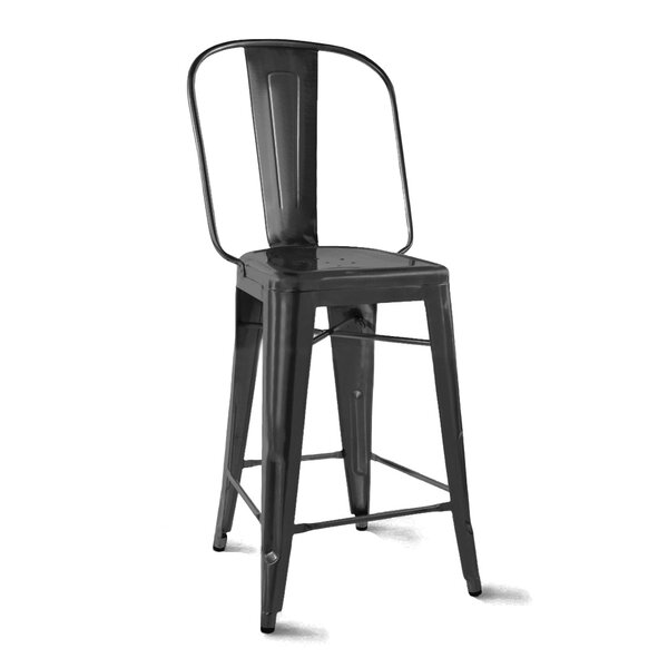 Despres Steel Counter 26 Bar Stool (Set of 4) by Williston Forge