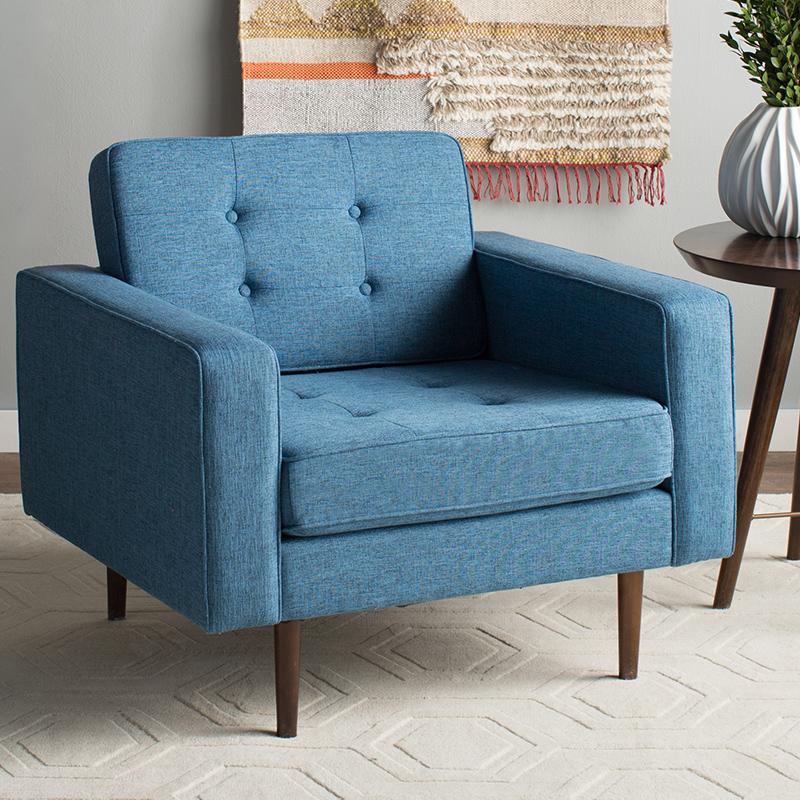 Superb Modern Mid Century Living Allmodern Inzonedesignstudio Interior Chair Design Inzonedesignstudiocom