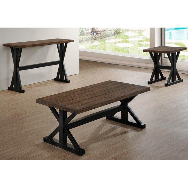 Hale 3 Piece Coffee Table Set by Gracie Oaks
