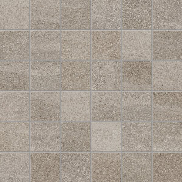 Core 12 x 12 Porcelain Mosaic Tile in Sunset by Parvatile