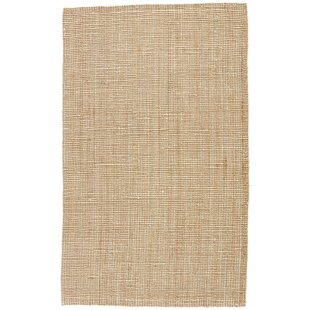 Looking for Cayman Hand-Loomed Tan/White Area Rug By Union Rustic