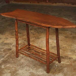 Clovis Point Console Table by Flat Rock Furn..