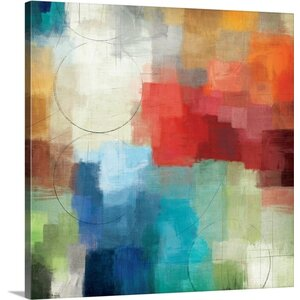'Seasons' by Michael Mullan Painting Print on Wrapped Canvas by Great Big Canvas