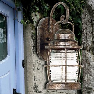 Beacon 1-Light Outdoor Wall Lantern