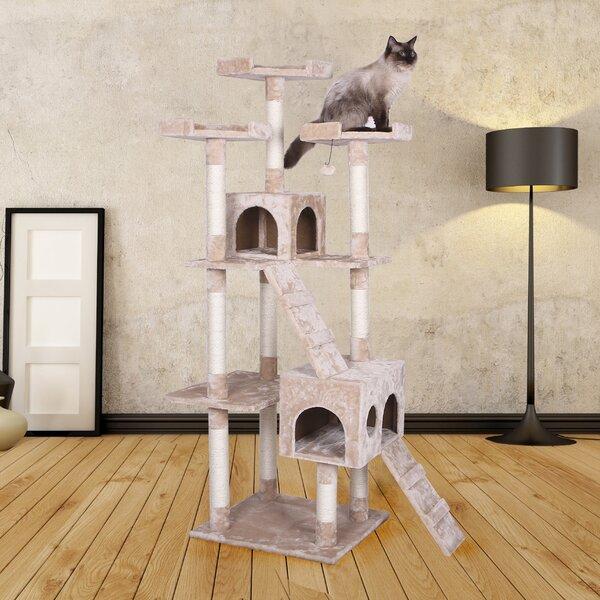 71 Moynihan Classical Cat Tree by Tucker Murphy Pet