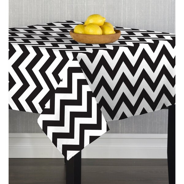 Culebra Chevron Table Cloth by Latitude Run