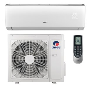 Livo 22,000 BTU Ductless Mini Split Air Conditioner with Heater and Remote by GREE