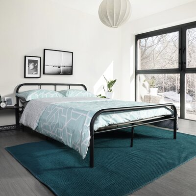 Ferebee Platform Bed 17 Stories Size: Full
