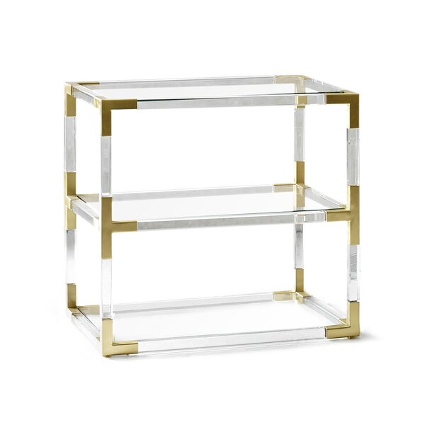 Jacques 2 Tier Table by Jonathan Adler