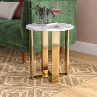 Rosner End Table by Willa Arlo Interiors