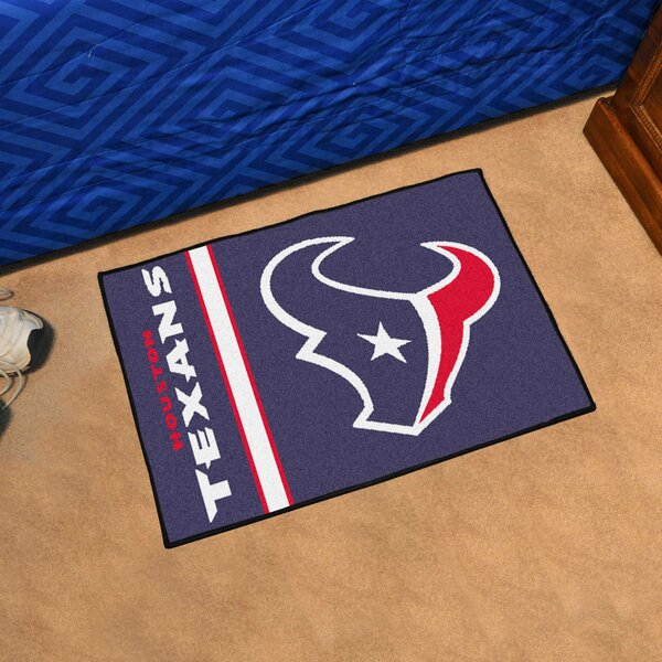 NFL - Houston Texans Starter Mat by FANMATS