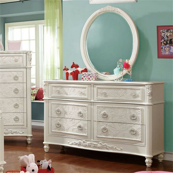 Emilie 6 Drawer Dresser by One Allium Way