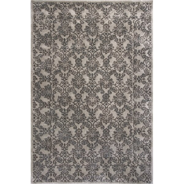 Timeless Silver Tranquility Area Rug by Donny Osmond Home