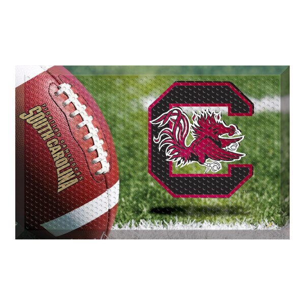 University of South Carolina Doormat by FANMATS