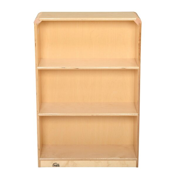 3 Compartment Shelving Unit by Korners for Kids