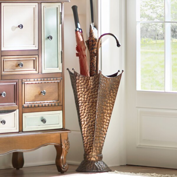 Stead Umbrella Stand by Alcott Hill