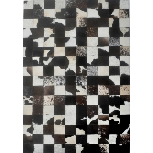 Black Area Rug by Modern Rugs