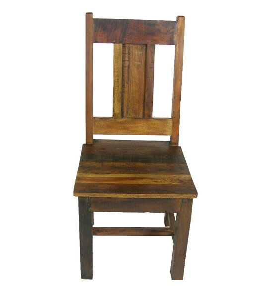 Sheehan Solid Wood Dining Chair by Loon Peak