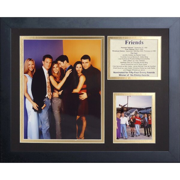 Friends II Framed Photographic Print by Legends Never Die