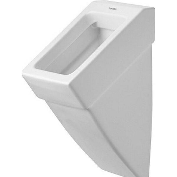 Vero Urinal Concealed Inlet by Duravit