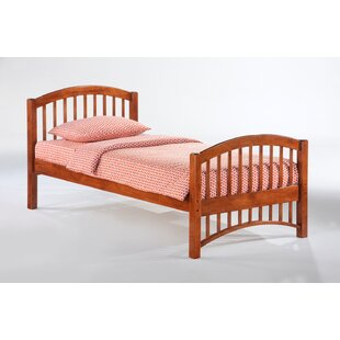 Price Check Dupras Myrick Twin Bed Frame ByHarriet Bee