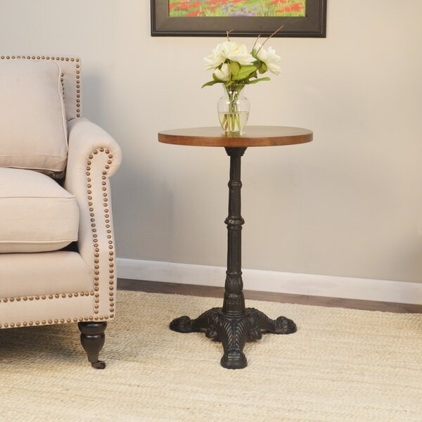 Bayly End Table By World Menagerie