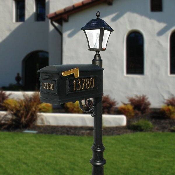 Lewiston Mailbox Light by Qualarc