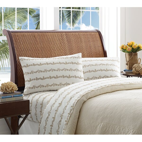 Pineapple Garland Sheet Set by Tommy Bahama Home