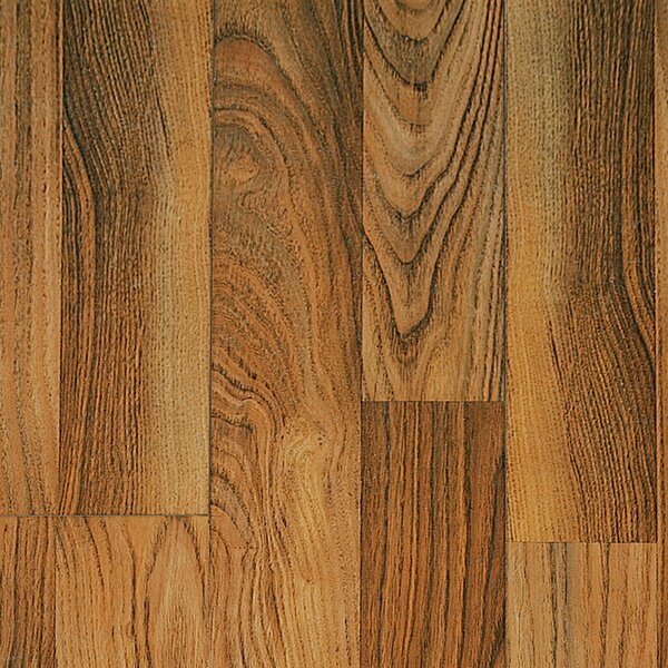 Classic 8 x 47 x 8mm Chestnut Laminate Flooring in Chestnut Double Plank by Quick-Step